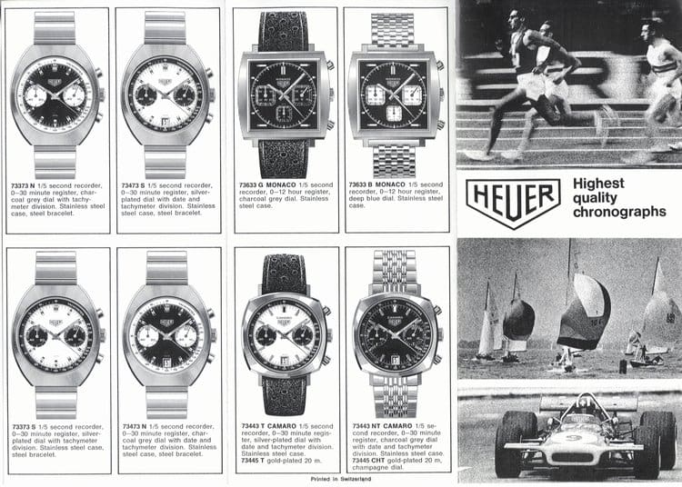 Catalog page from 1971-1972 as you find it OnTheDash.com