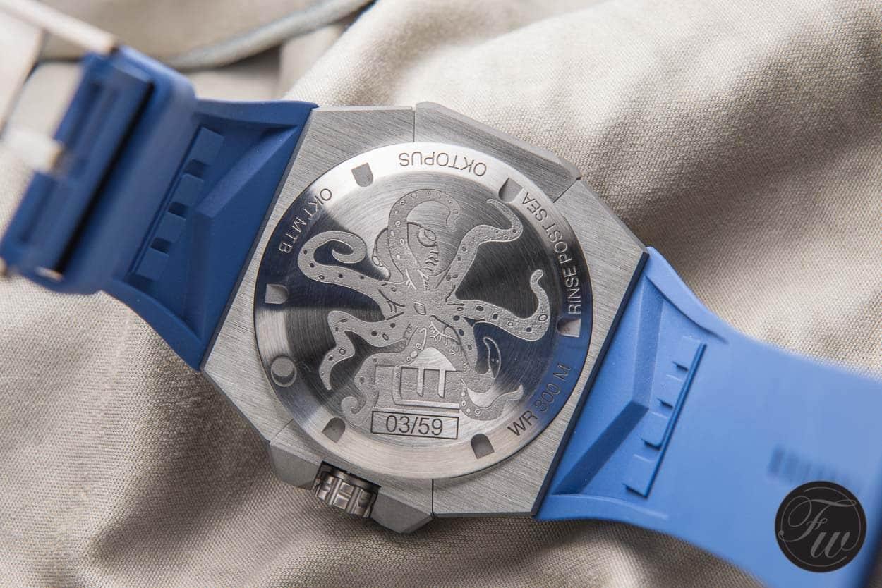 Oktopus BluMoon