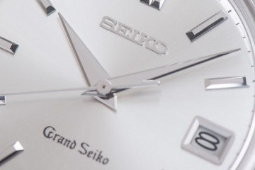 Grand Seiko SBGV009 Review