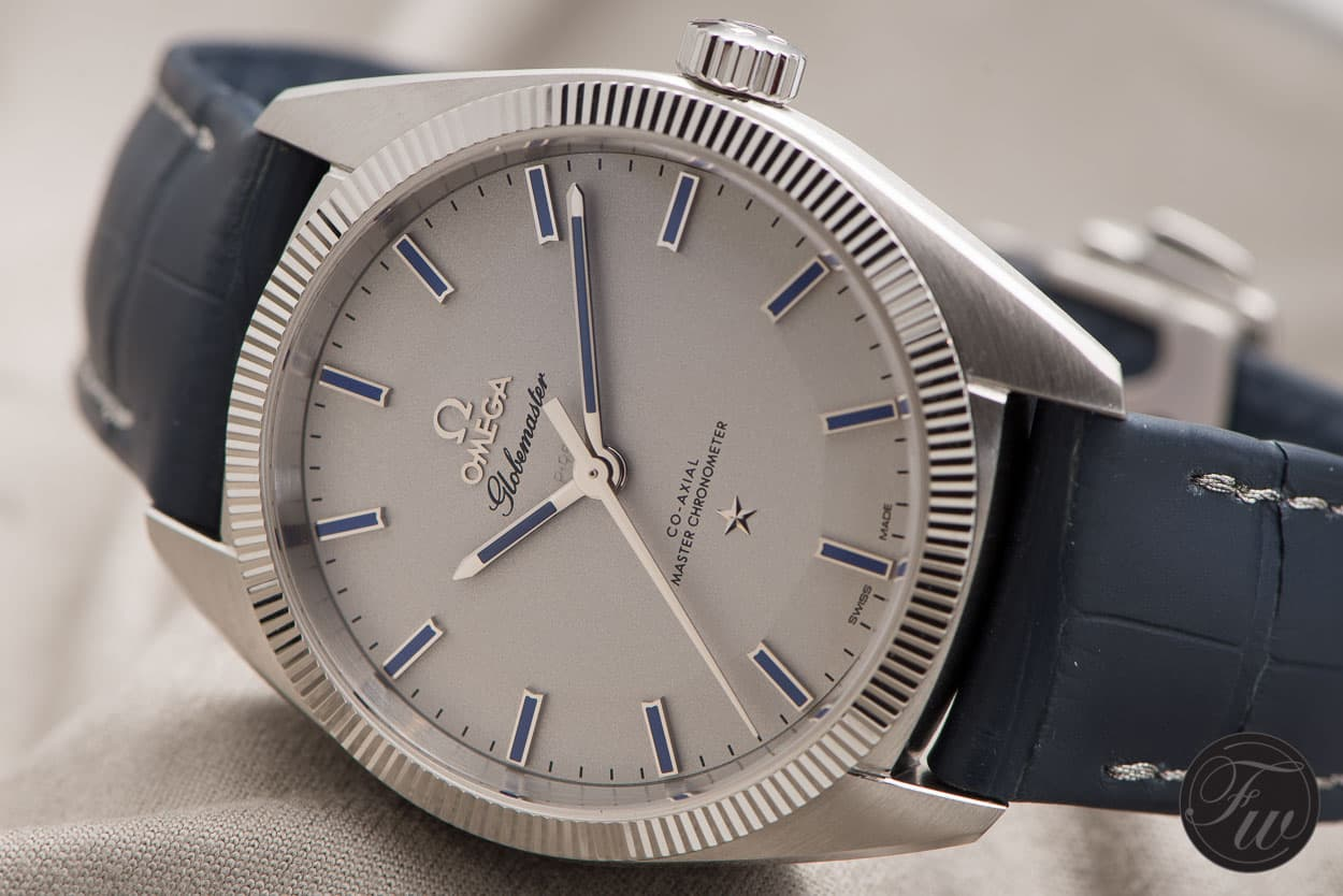 Omega Globe Master Platinum - Top 5 BaselWorld Watches
