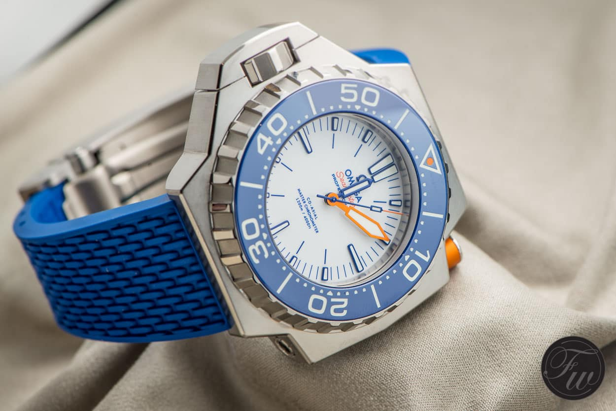 Omega Seamaster Ploprof Titanium - Top 5 BaselWorld Watches