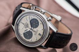 TAG Heuer Carrera - Top 5 BaselWorld Watches