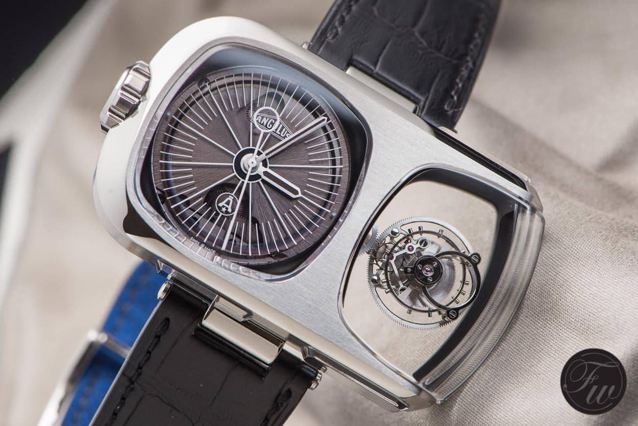 Angelus Tourbillon Lumiér 10 - Top 5 BaselWorld Watches