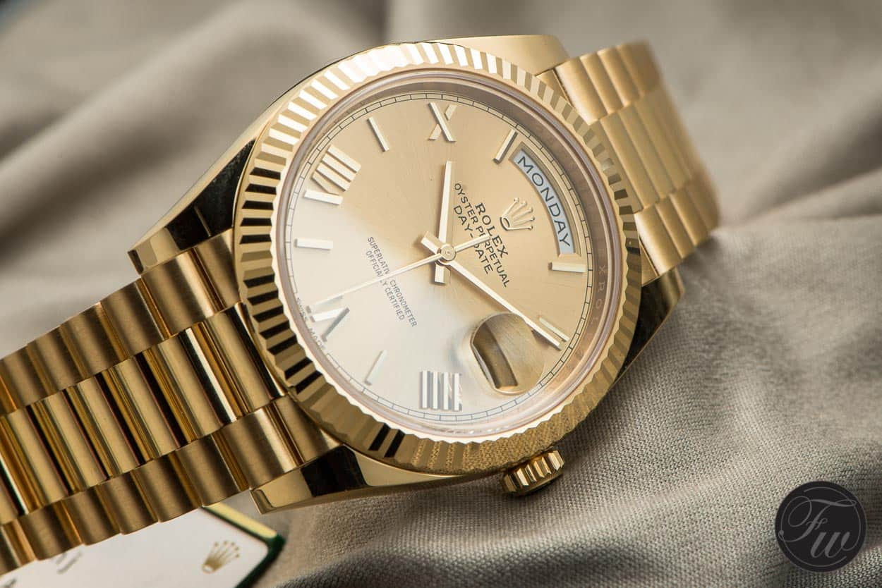 Rolex Day-Date reference 228238