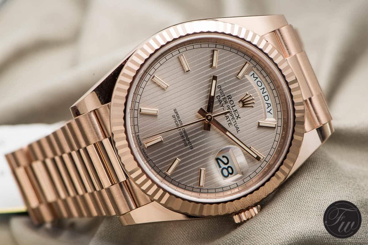 Rolex day date return of a classic for Rolex watch