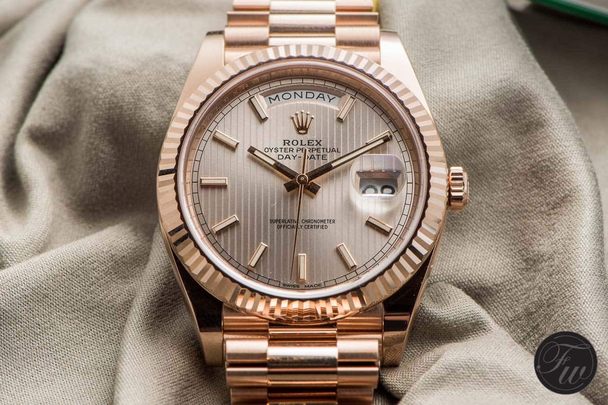 Rolex Day-Date reference 228235