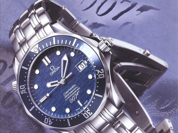 All Omega Seamaster James Bond Watches An Overview