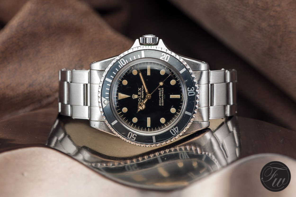 Rolex Submariner 5512 Vs 5513 Which One Should You Get