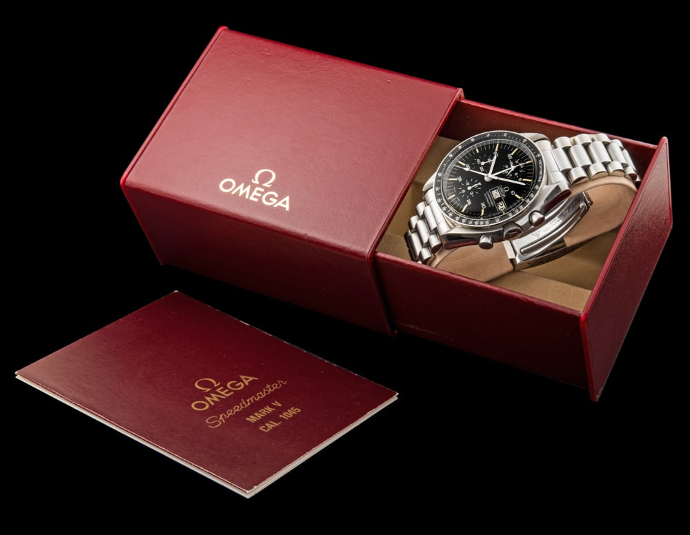 Omega Speedmaster 376 0822 - The Holy Grail