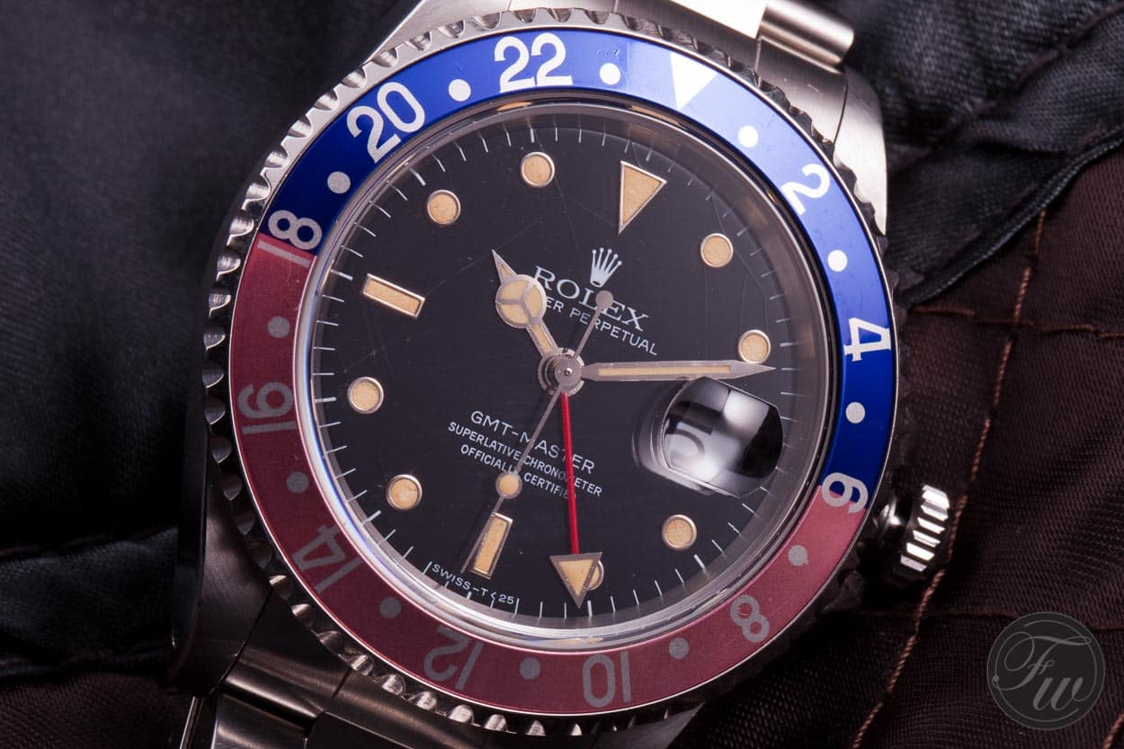 Rolex gmt master history for Rolex gmt master