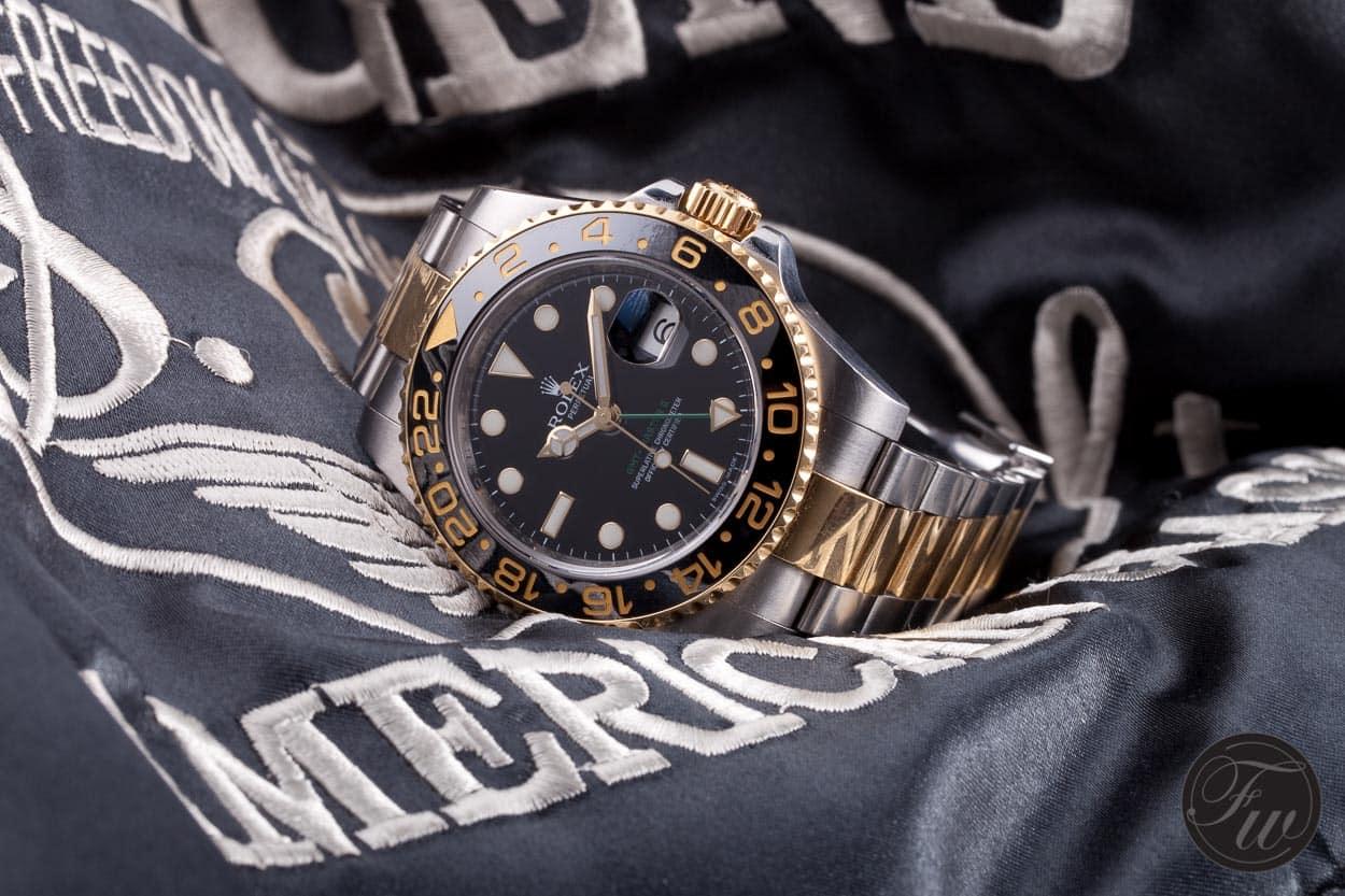 Rolex GMT-Master 116713LN
