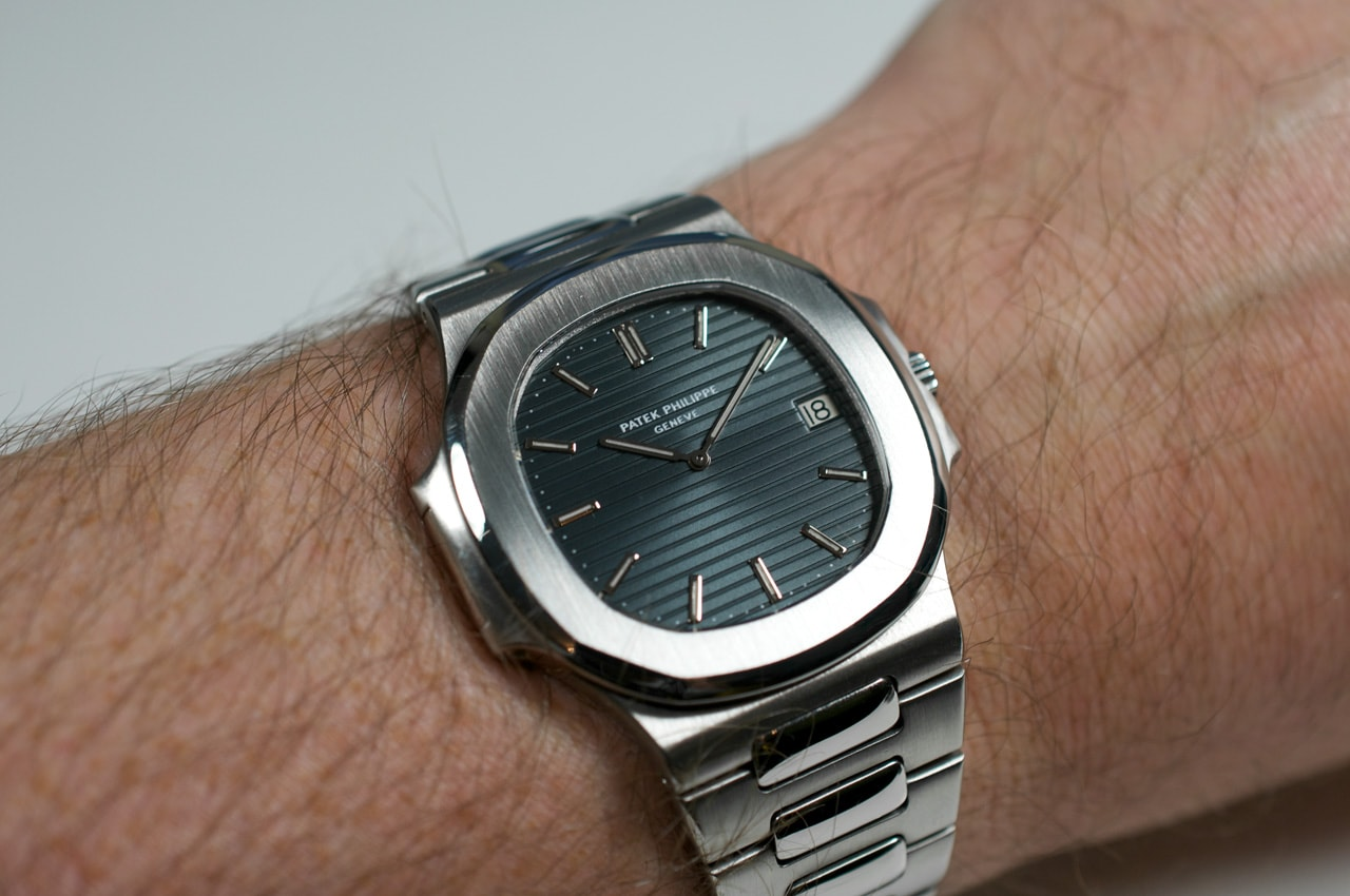 Comparison Of Two Patek Philippe Nautilus Watches 3700 1a Versus