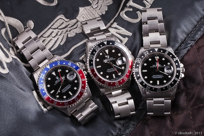 Watchtime Feature Top 3 Favorite Rolex Gmt Master Watches