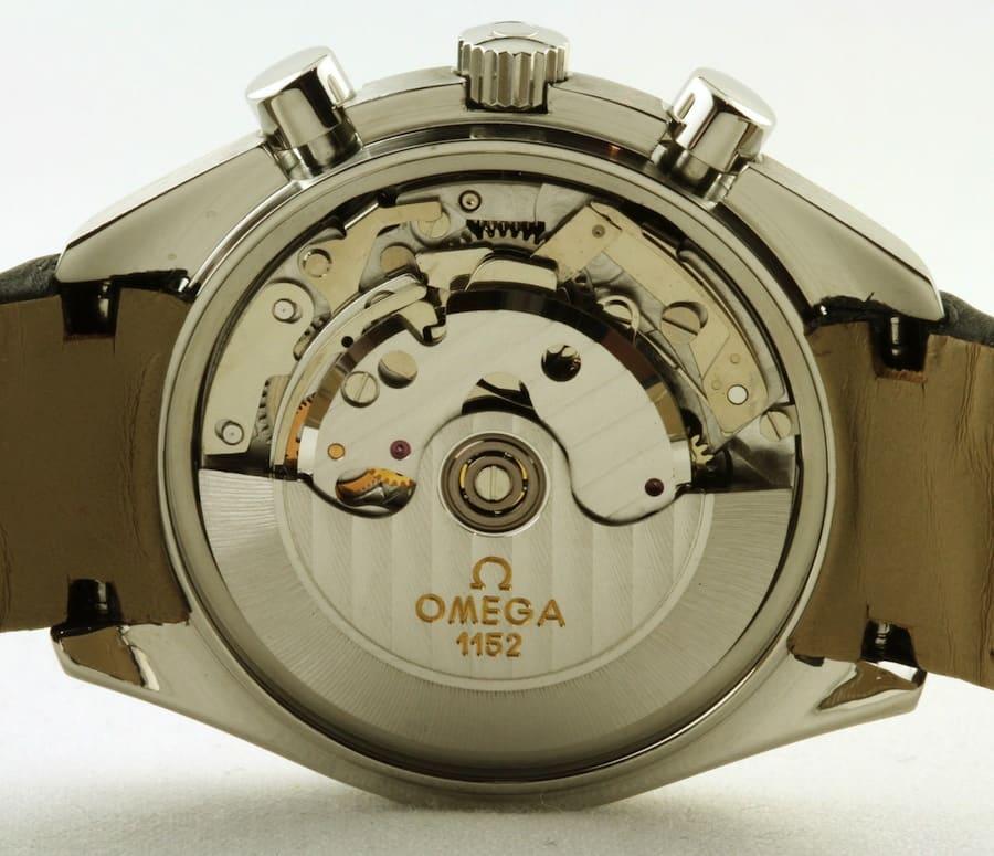 Speedmaster Omega Caliber 1152