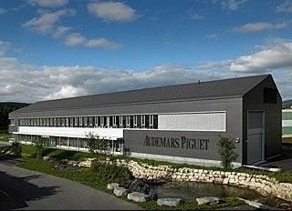 Factory Visit To Audemars Piguet in Le Brassus