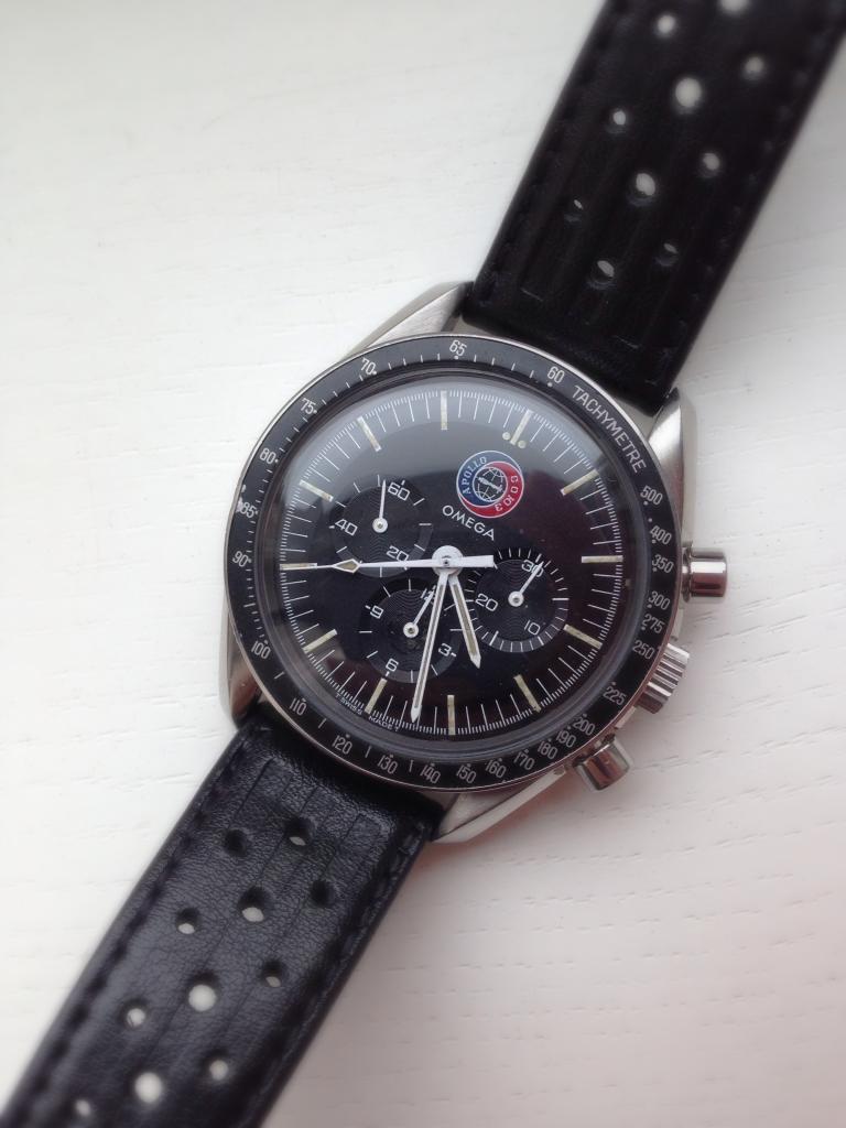 Speedmaster Apollo Soyuz