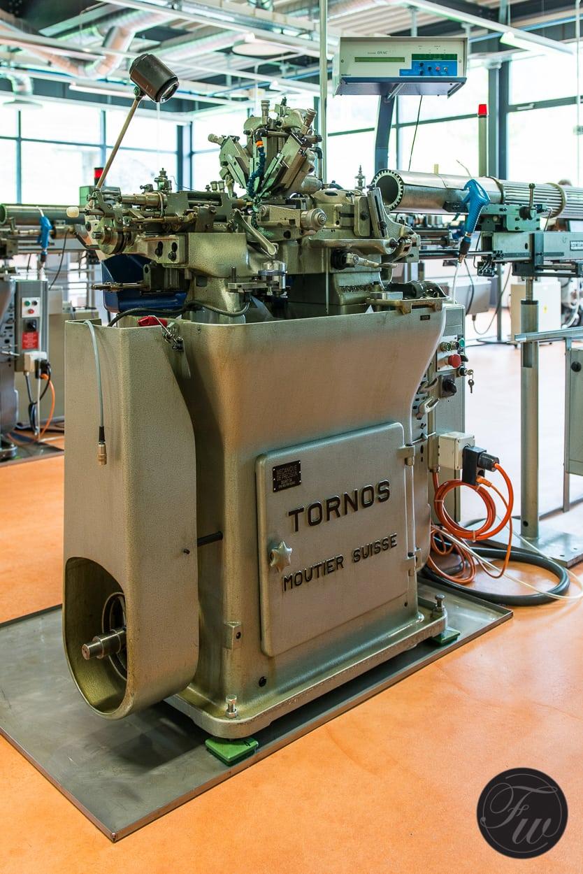 Tornos Machine