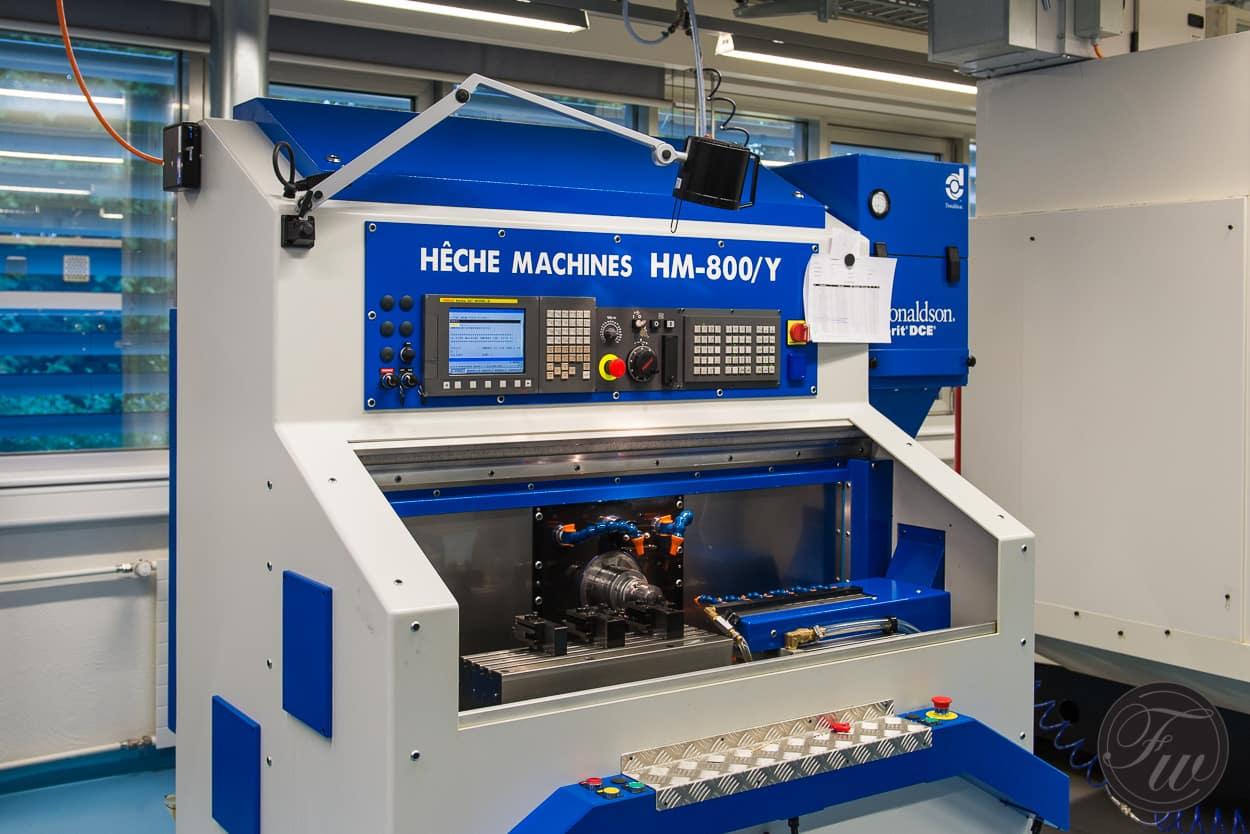Pf machinery