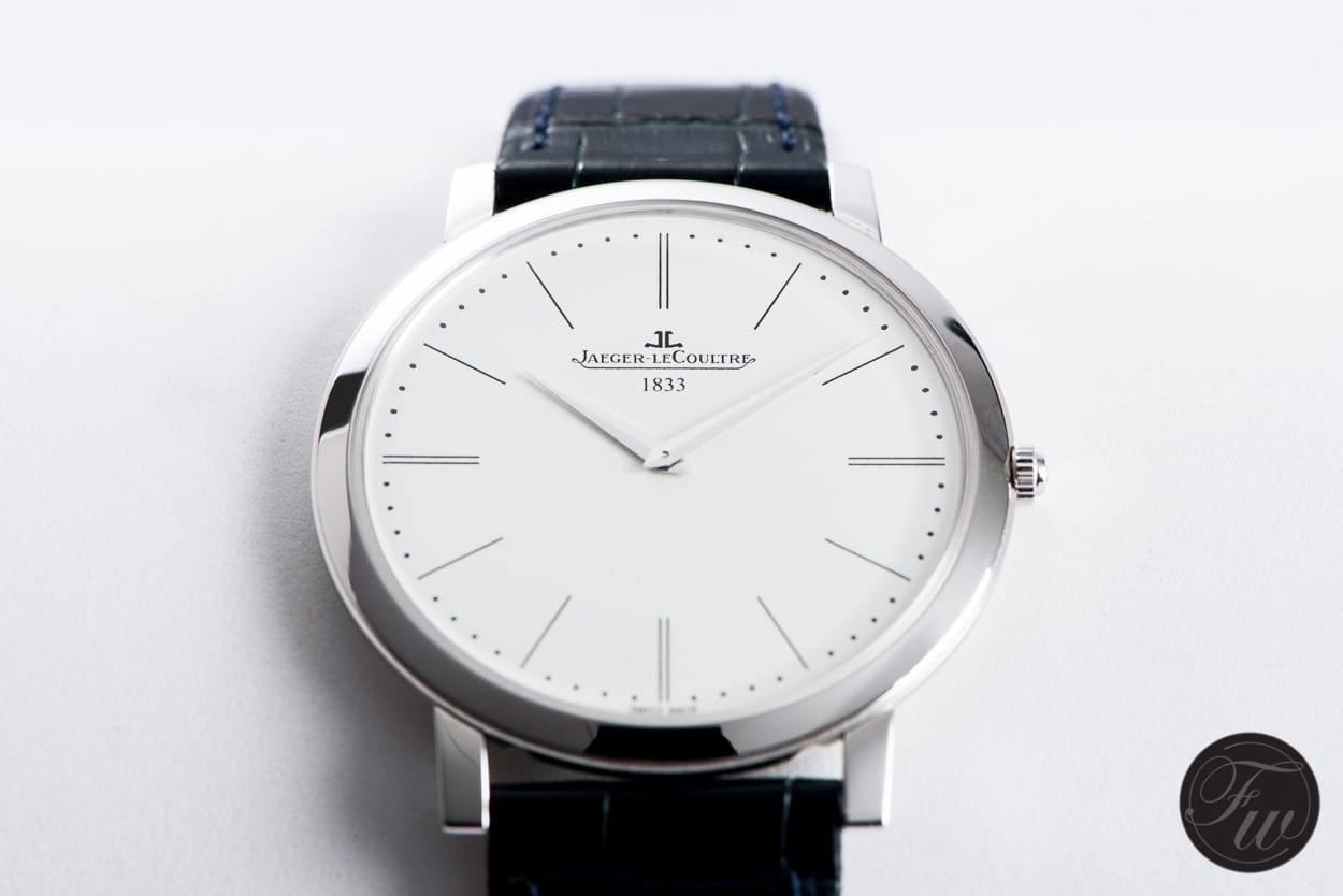 Jaeger-LeCoultre Master Ultra Thin Jubilee Reviewed