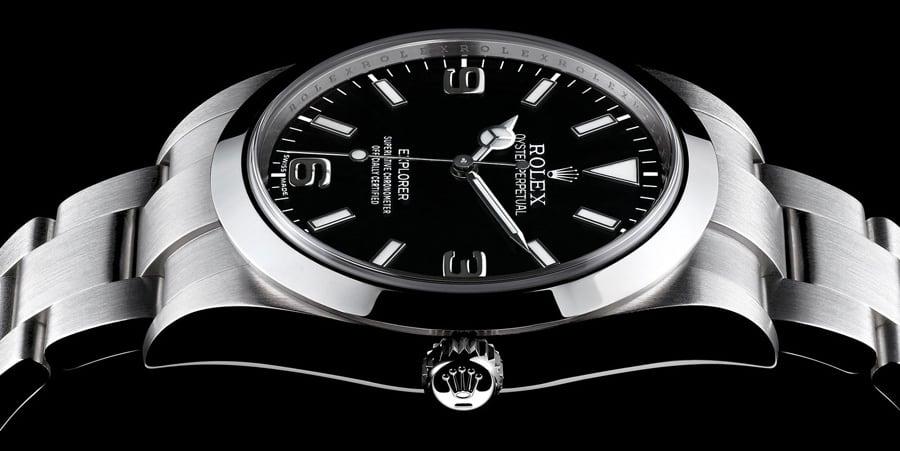 Rolex-Explorer-I-Reference-214270-Profile