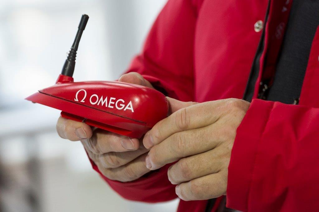 Timekeeper Omega Watches