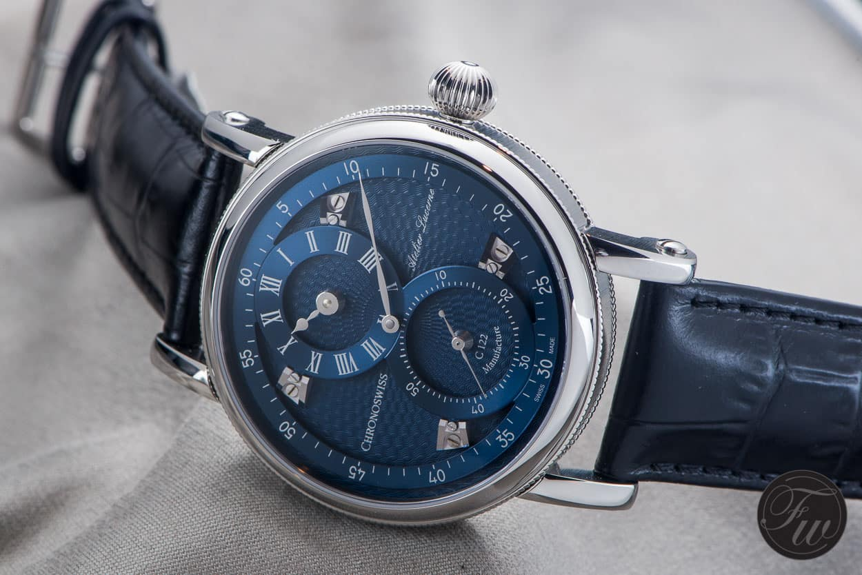 Chronoswiss Sirius Flying Regulator-2850