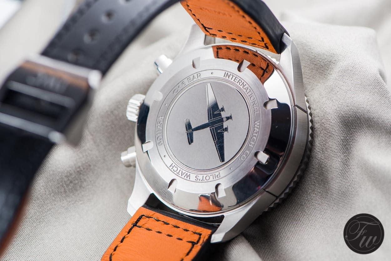 IWC Pilot's Watch Timezoner Chronograph 3950