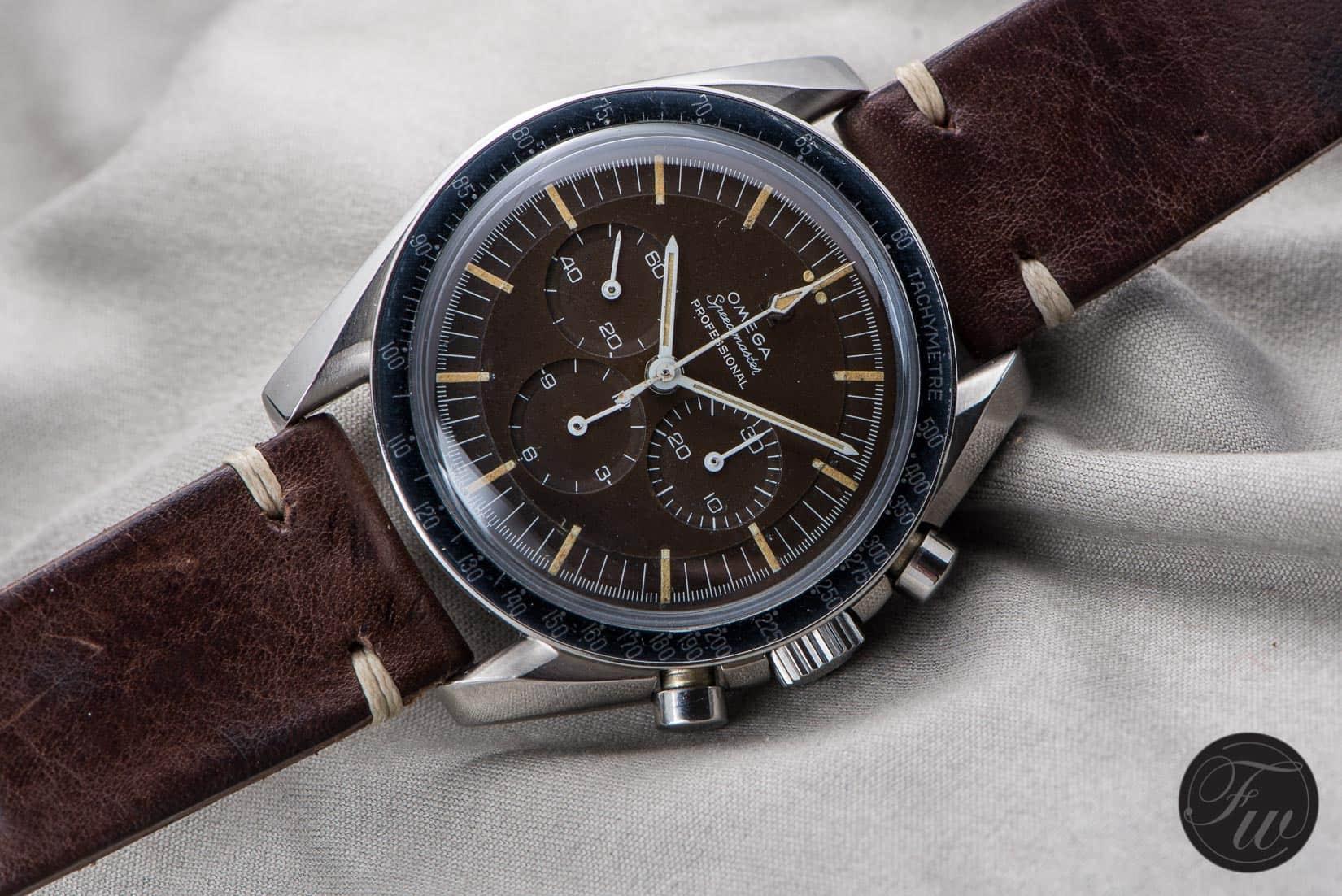 Which Modern Speedmaster Is Closest To The Original Moonwatch