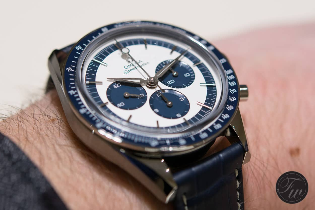 Speedy Tuesday - Hands-On With The Omega Speedmaster CK2998 Reference 311.33.40.30.02.001