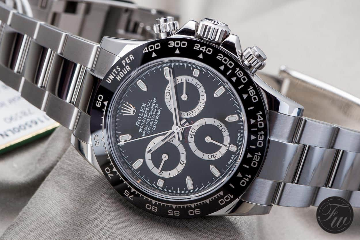 Rolex Daytona 116500 vs Speedmaster Grey Side of the Moon