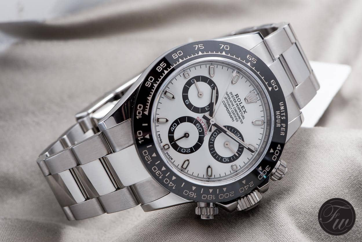 Rolex Daytona 116500 vs Omega Speedmaster Grey Side of the Moon Meteorite