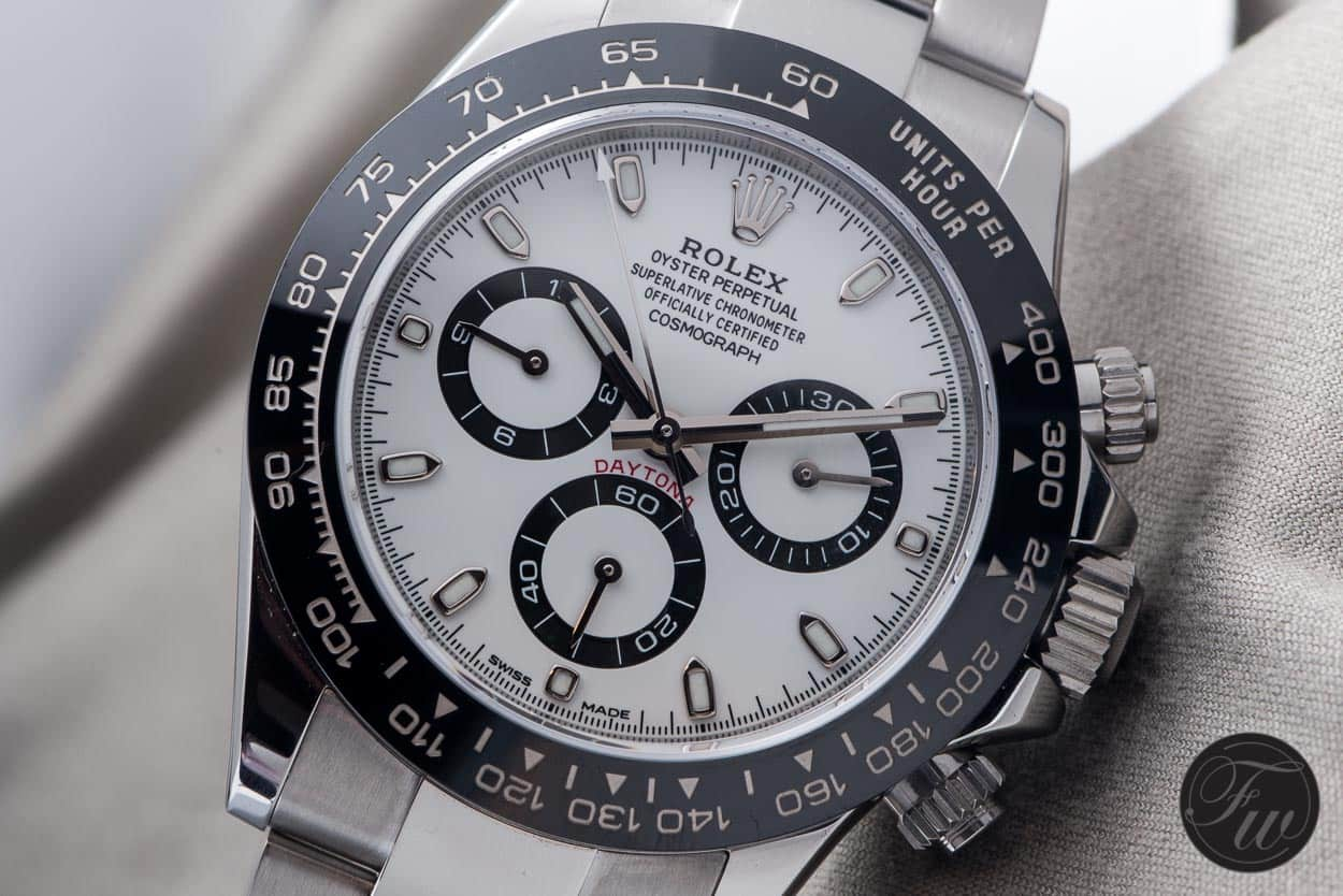 Rolex Daytona 116500 vs Omega Speedmaster Grey Side of the Moon
