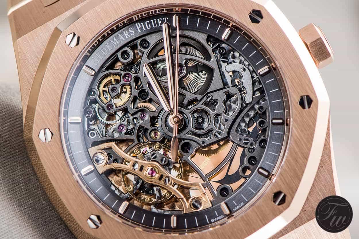 Audemars Piguet Royal Oak gold 15407OR