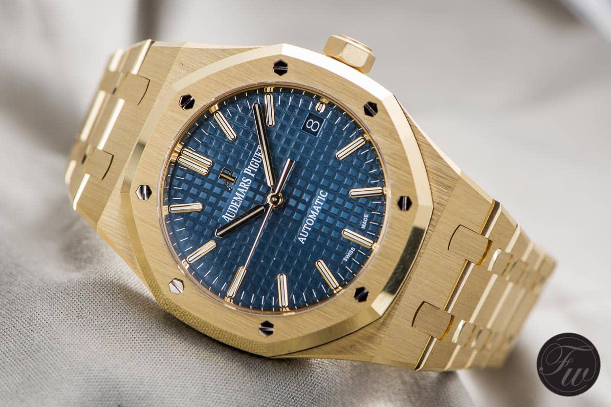 Audemars Piguet Royal Oak Gold 15450BA