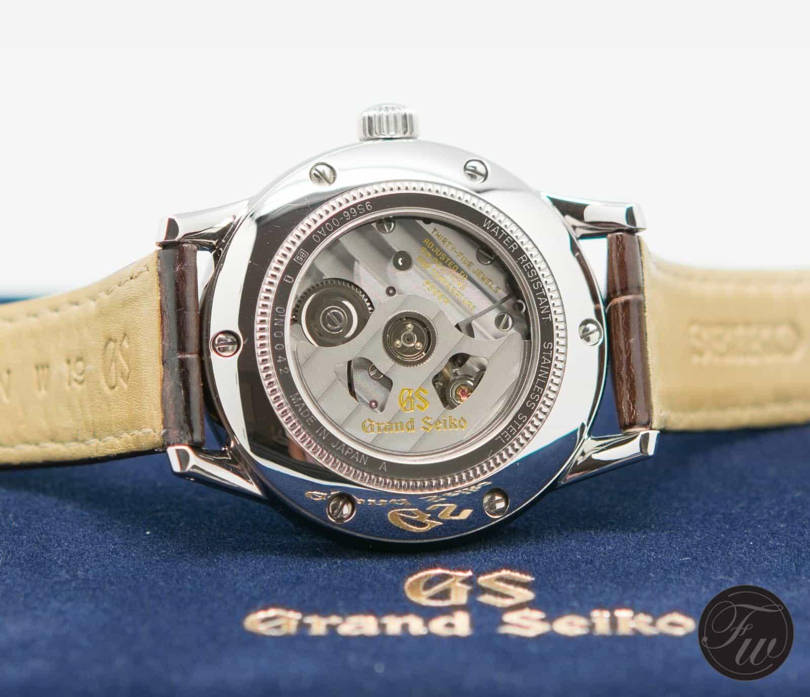 Grand Seiko SBGM021