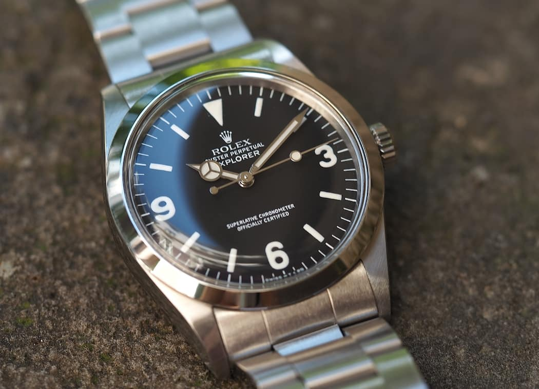 Tbt Rolex Explorer 1016 The Last Of The Breed