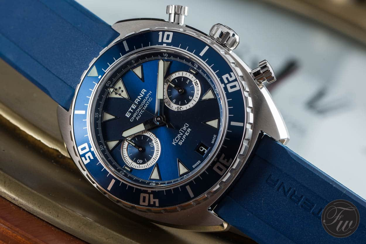 Eterna Super Kontiki Chronograph