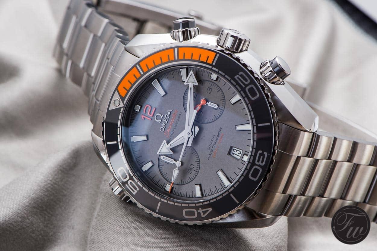 Omega Seamaster Planet Ocean 600M Master Chronometer ...