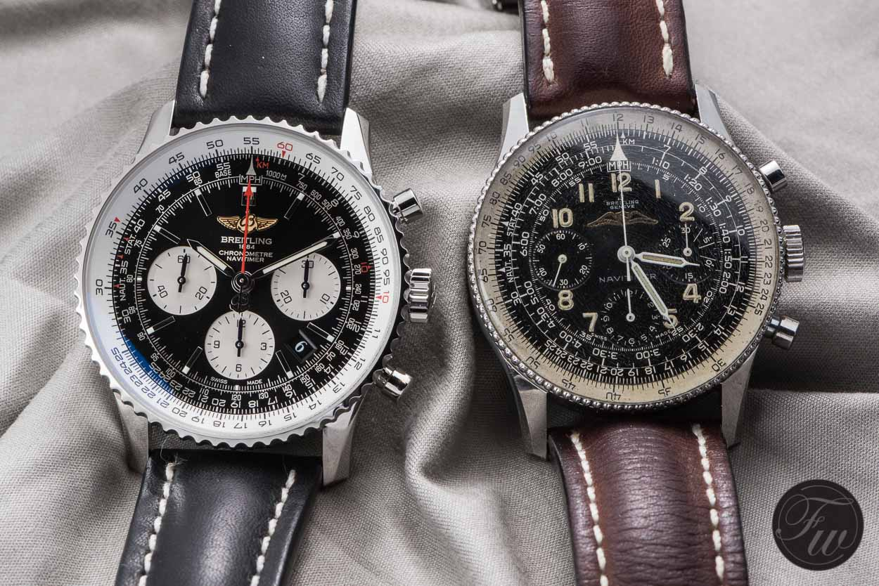 Top 10 Chronographs Overview - Breitling Navitimer