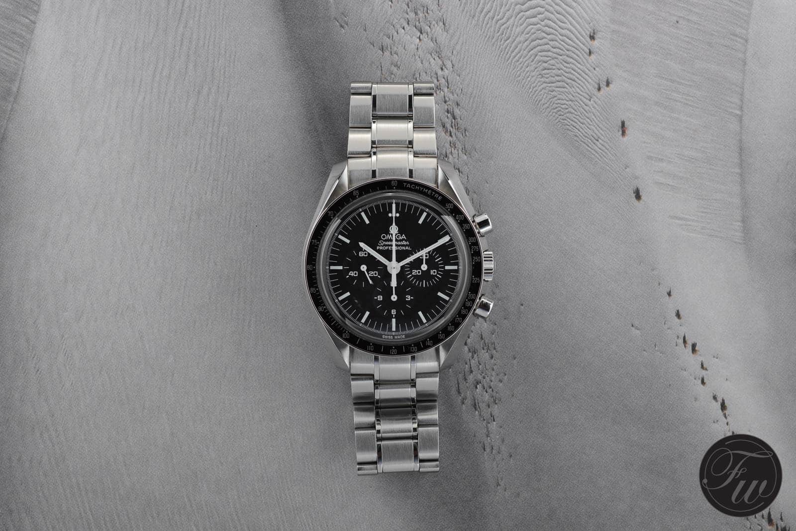Top 10 Chronographs Overview - Omega Speedmaster
