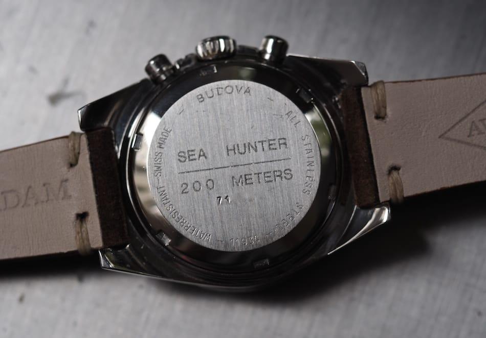Bulova Sea Hunter