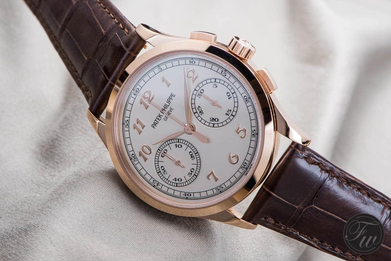 Top 10 Chronographs Patek Philippe 5170R