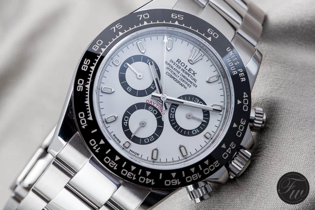 Top 10 Chronographs Overview - Rolex Daytona