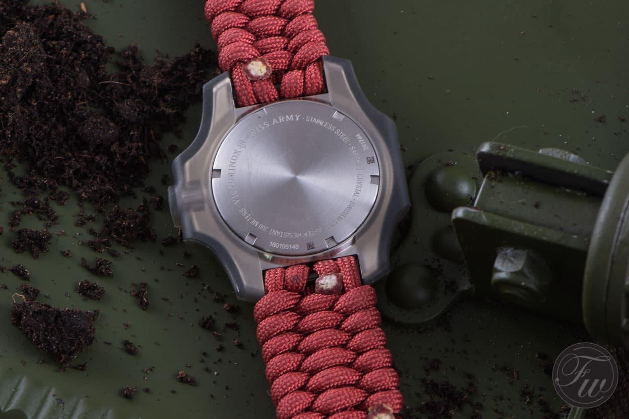 Victorinox INOX Paracord Steel
