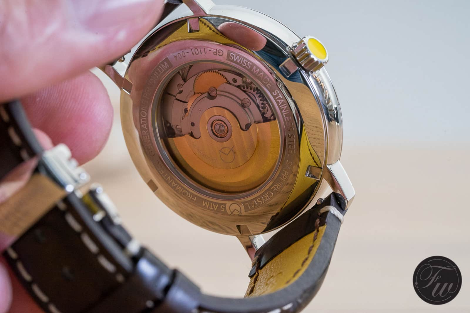 fromanteel pendulum