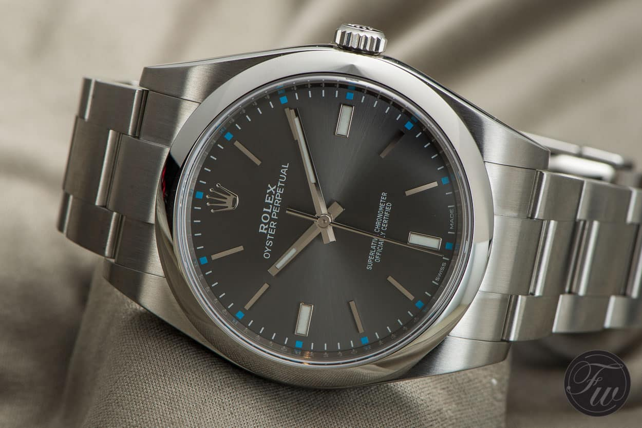 Five Affordable Rolex Watches