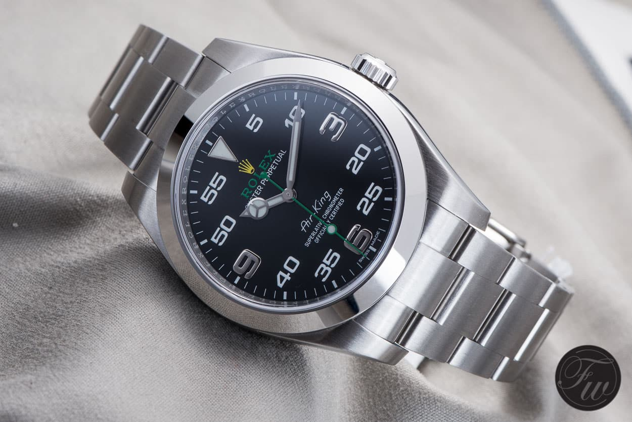 rolex oyster perpetual Air-King 116900 Five Affordable Rolex Watches