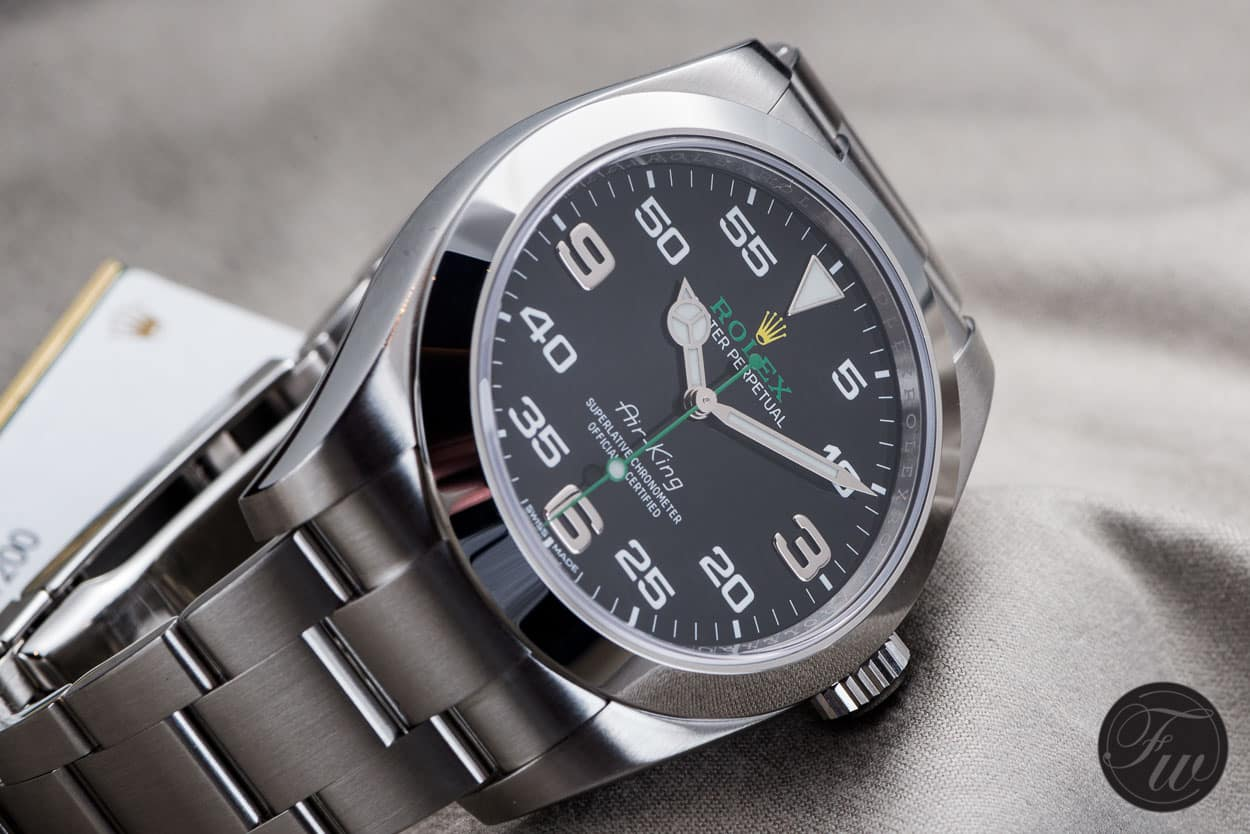 rolex air king 116900 one of the most confusing rolex watches ForRolex Air King