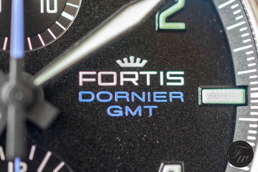 Fortis Dornier GMT