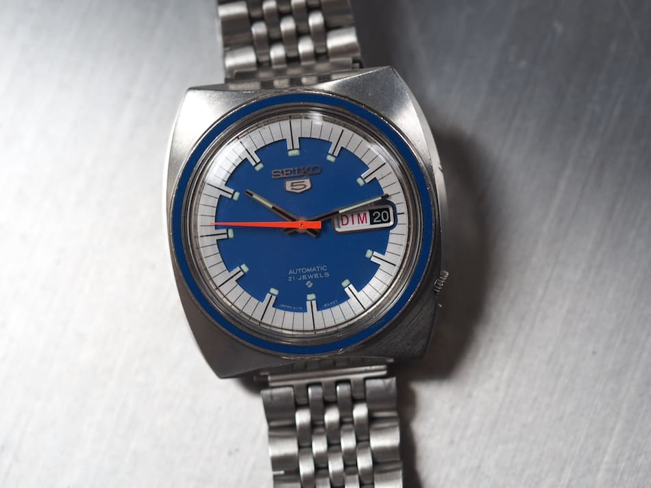 Vintage Seiko Buyer's Guide by Fratello's Michael Stockton